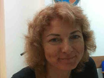 Ирина Занегина