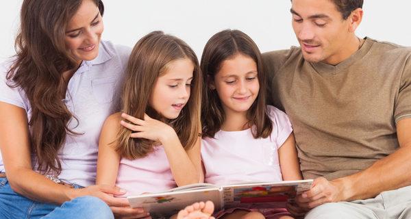 תפקיד ההורים בעיצוב שפת הילד